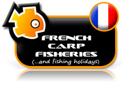French Carp Fisheries | Carp Fishing Holidays to France
